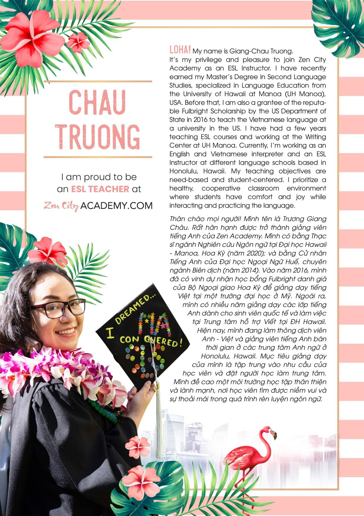 profile Chau