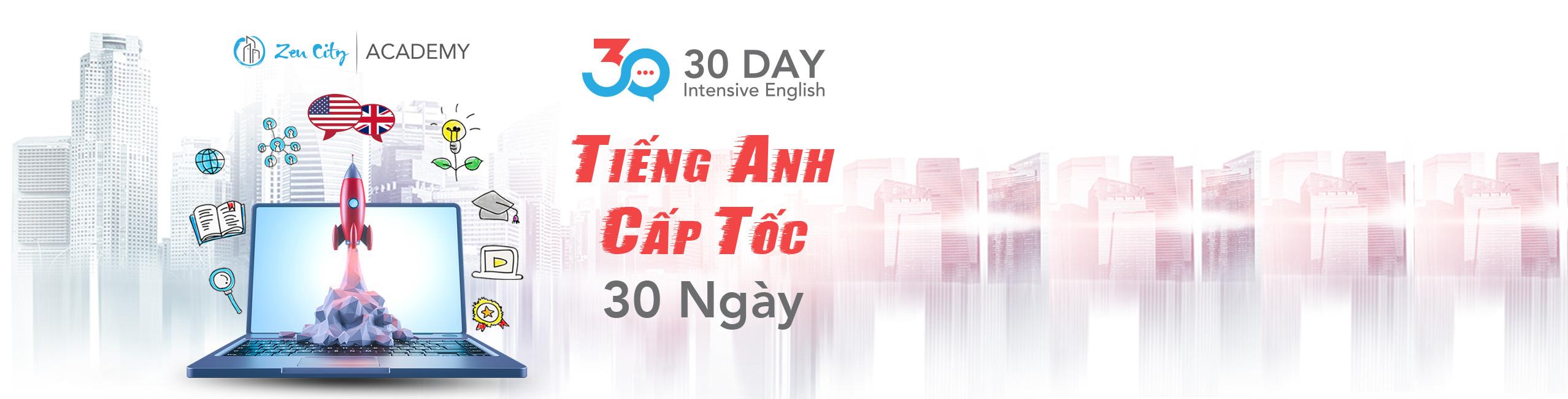 30 Days Intensive